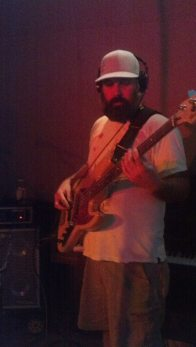 Joseph Damron - Bass Guitar