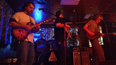 Switch Ghost live at the Lion's Lair